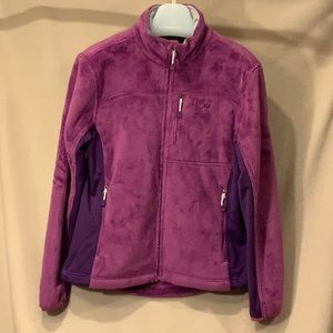 Mountain HARD WEAR fleece jacket
